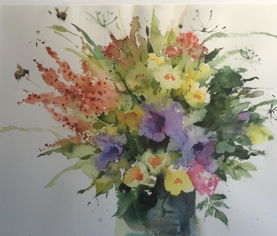 Bowl of Flowers