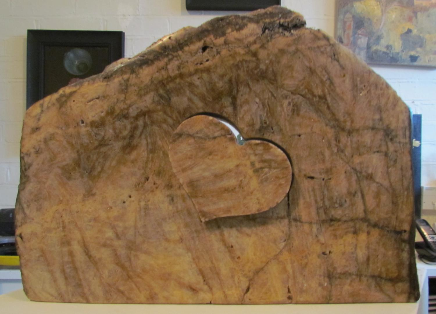 Quartzite and Heart