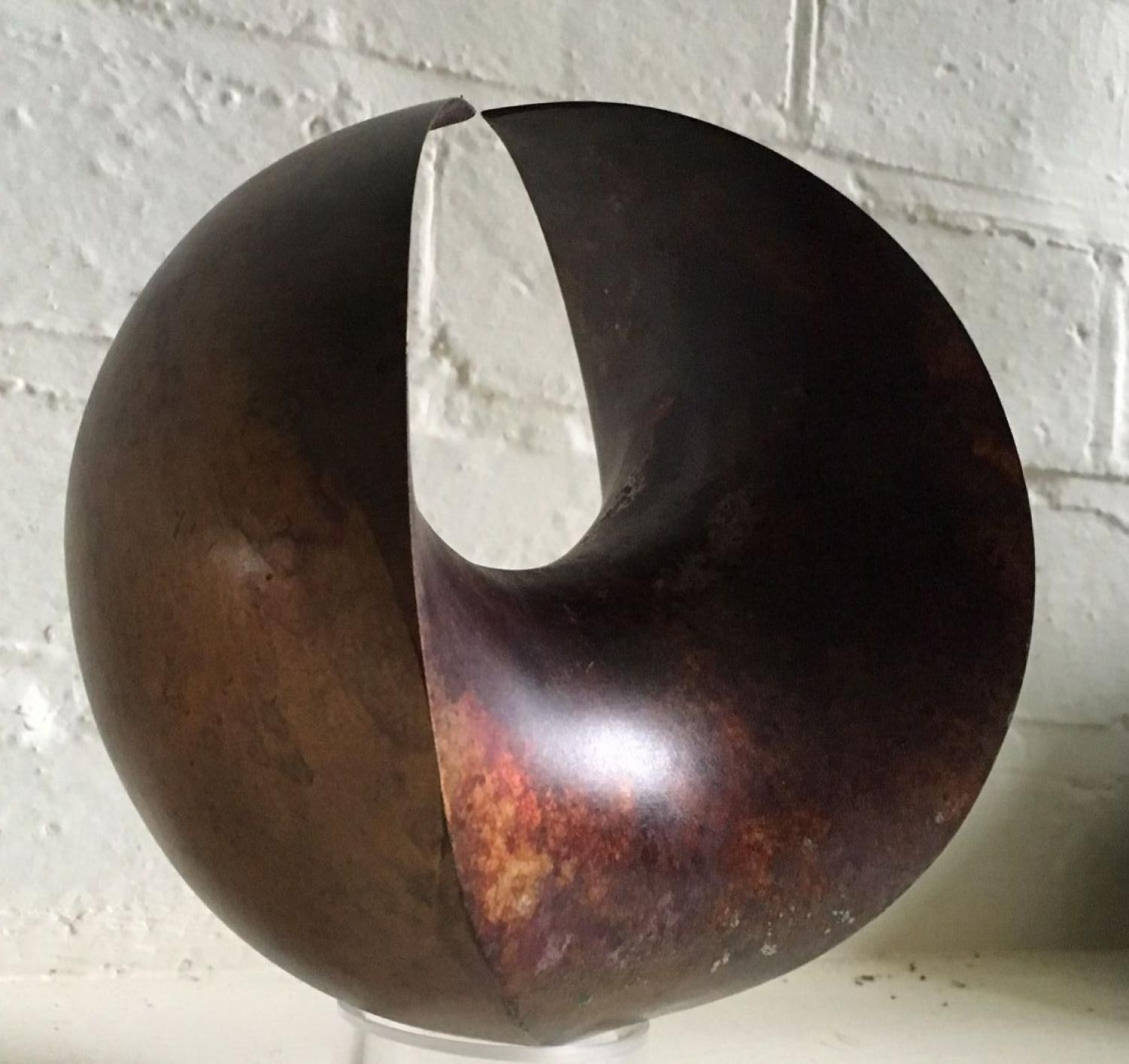 Bronze 4D Sphere