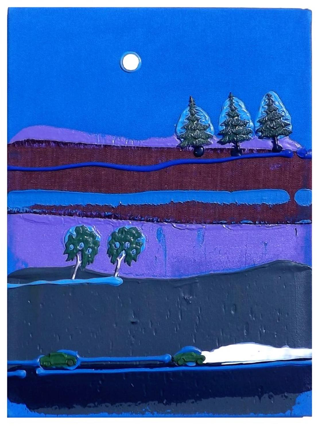 Jamiie Andrews. Moonlit Night 2.