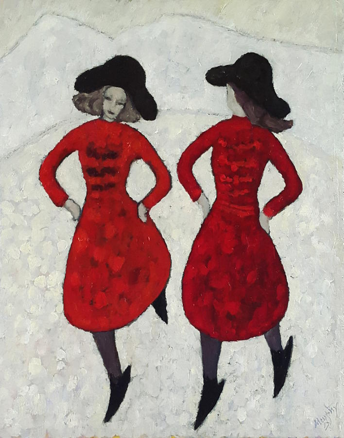 Anthony Murphy. The Two Sisters.