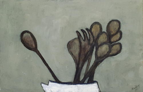 Anthony Murphy. The Wooden Spoon
