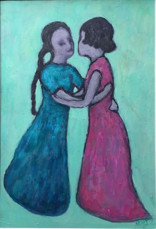 Anthony Murphy. Two Sisters.