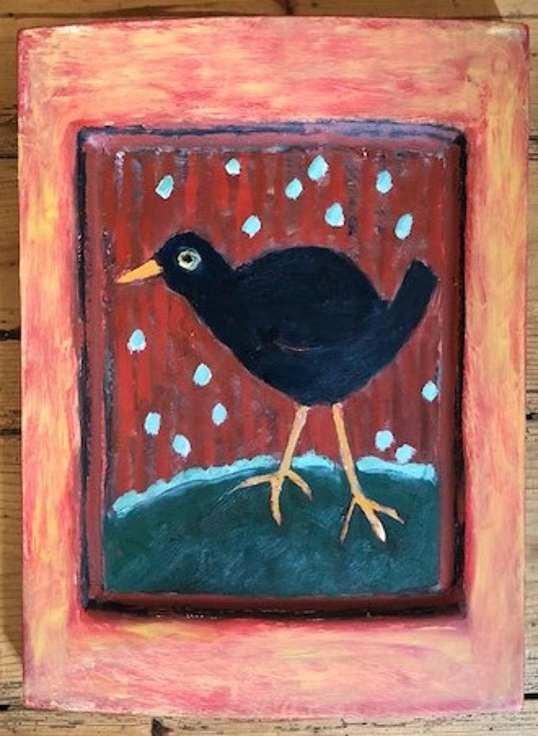 Cecily Tucker - Blackbird