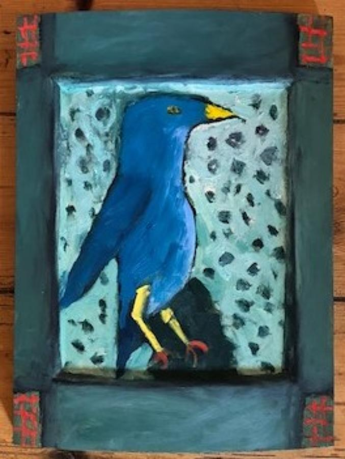 Cecily Tucker - Blue Bird