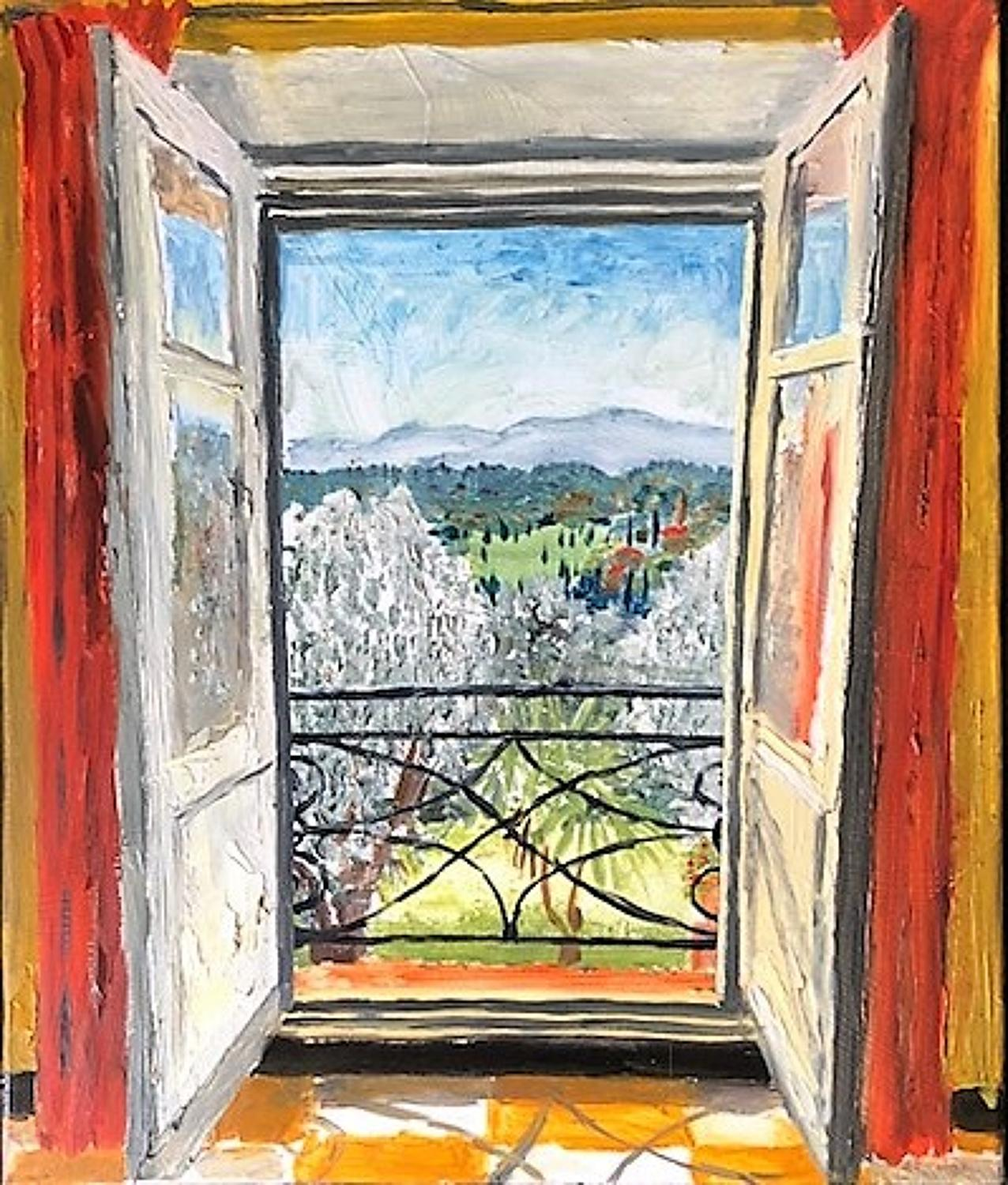 Alex Uxbridge - Bedroom Window 111.