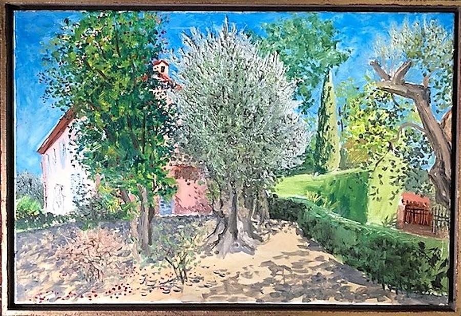 Alex Uxbridge - Opio, Provence.