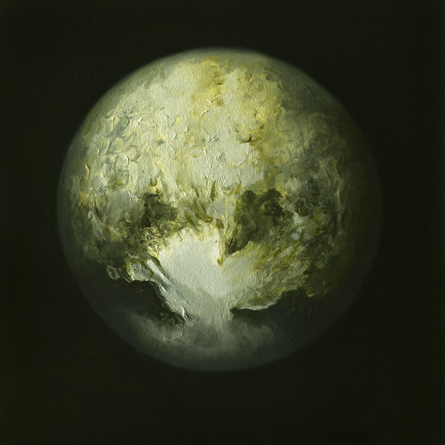 Patrick O'Donnell - New Horizons (Green)