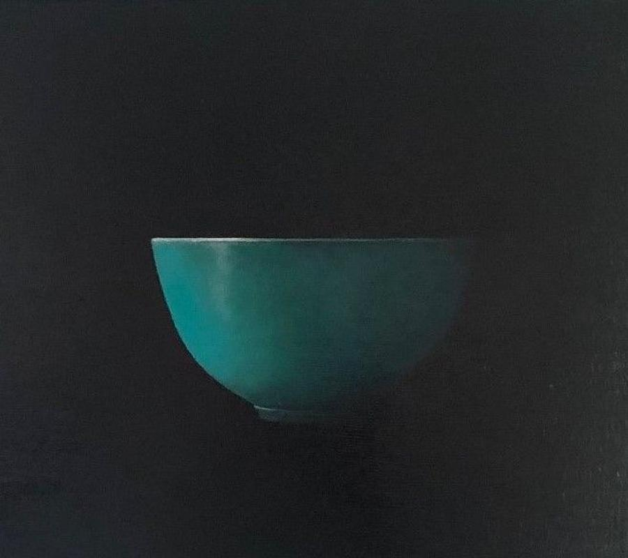 Jade Glazed Bowl.