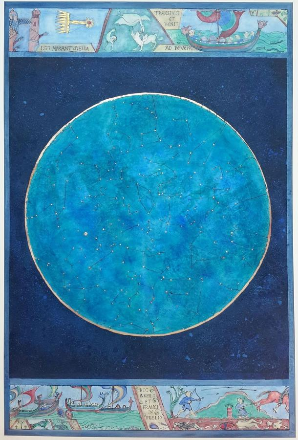 Jill Tattersall -Night Sky