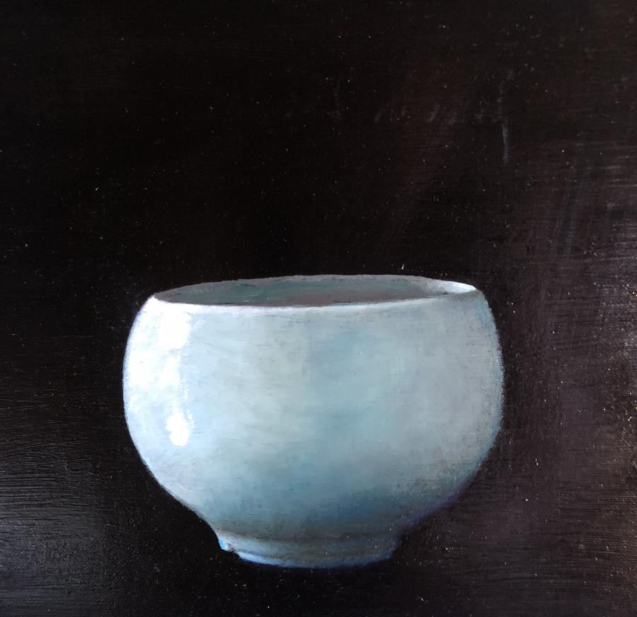 Judith Kuehne - Cloud Blue Bowl