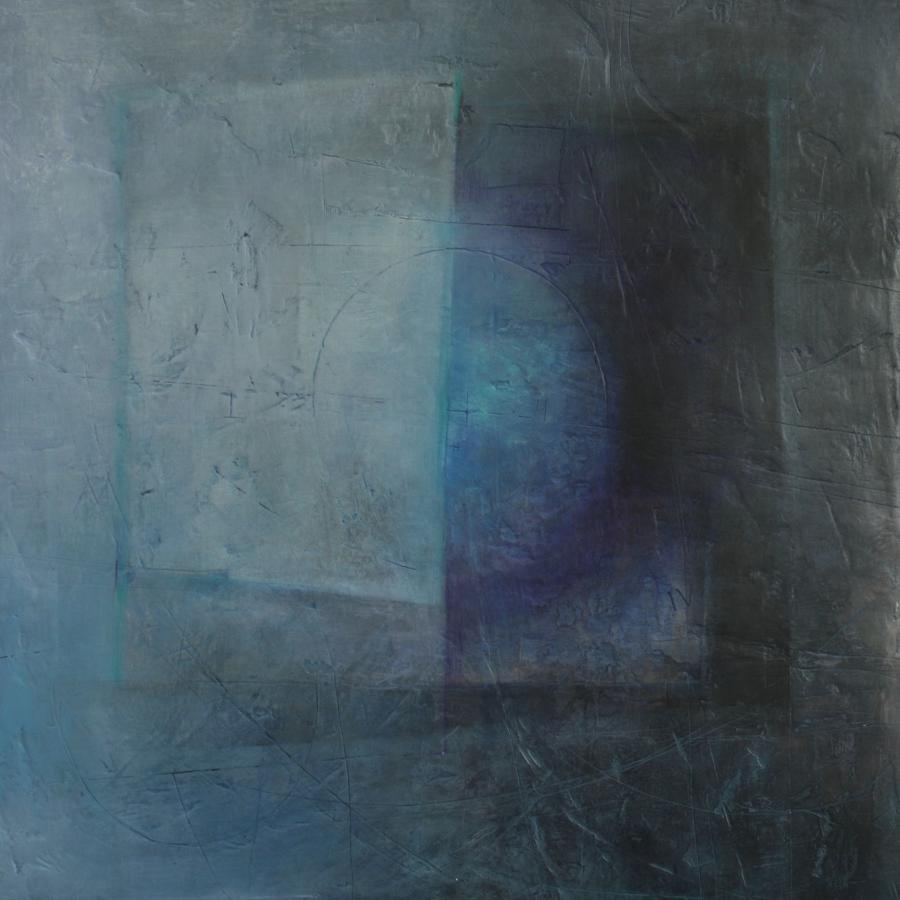 Michele Griffiths.  Blue Orb.