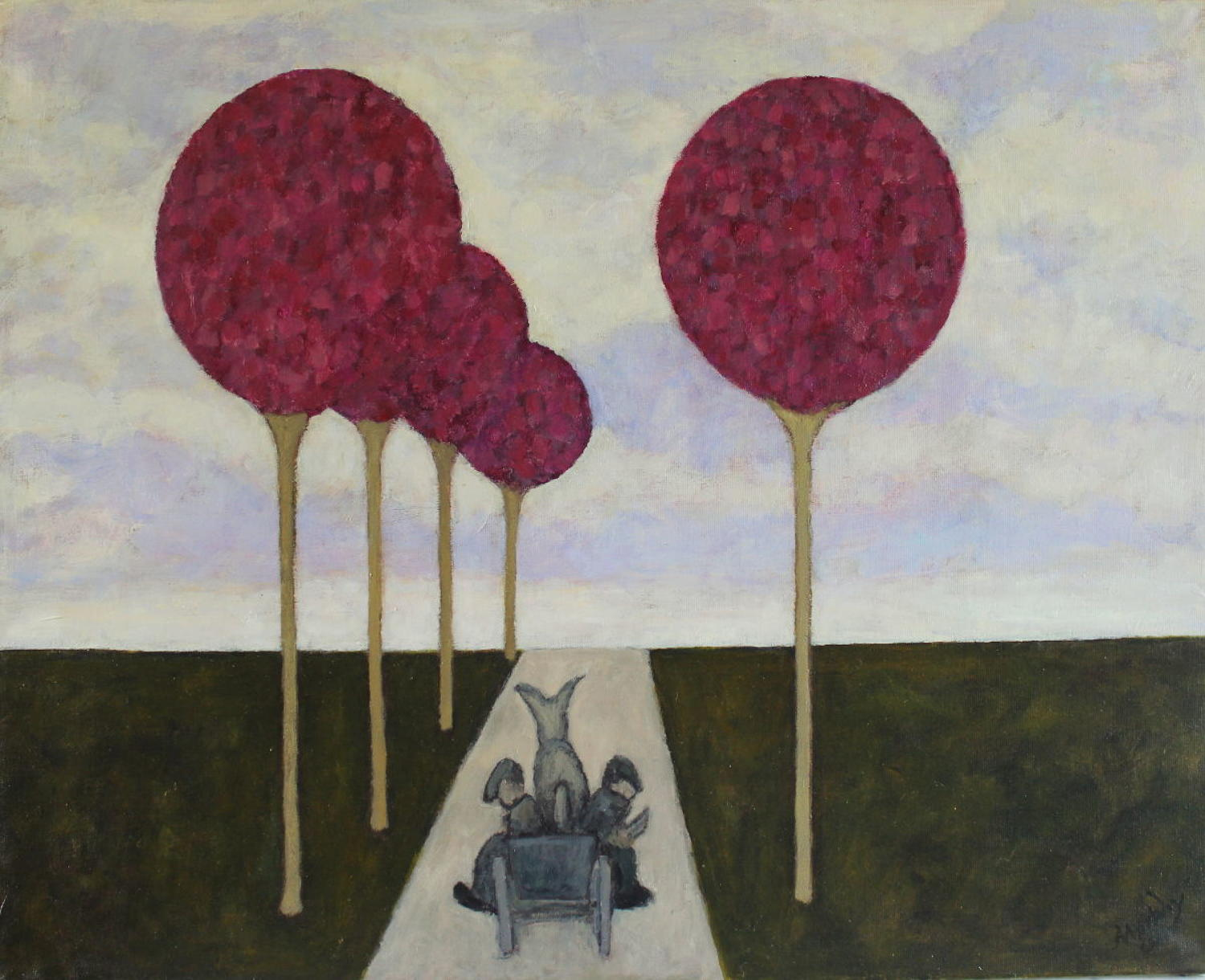 Anthony Murphy. 'The Sidecar'.