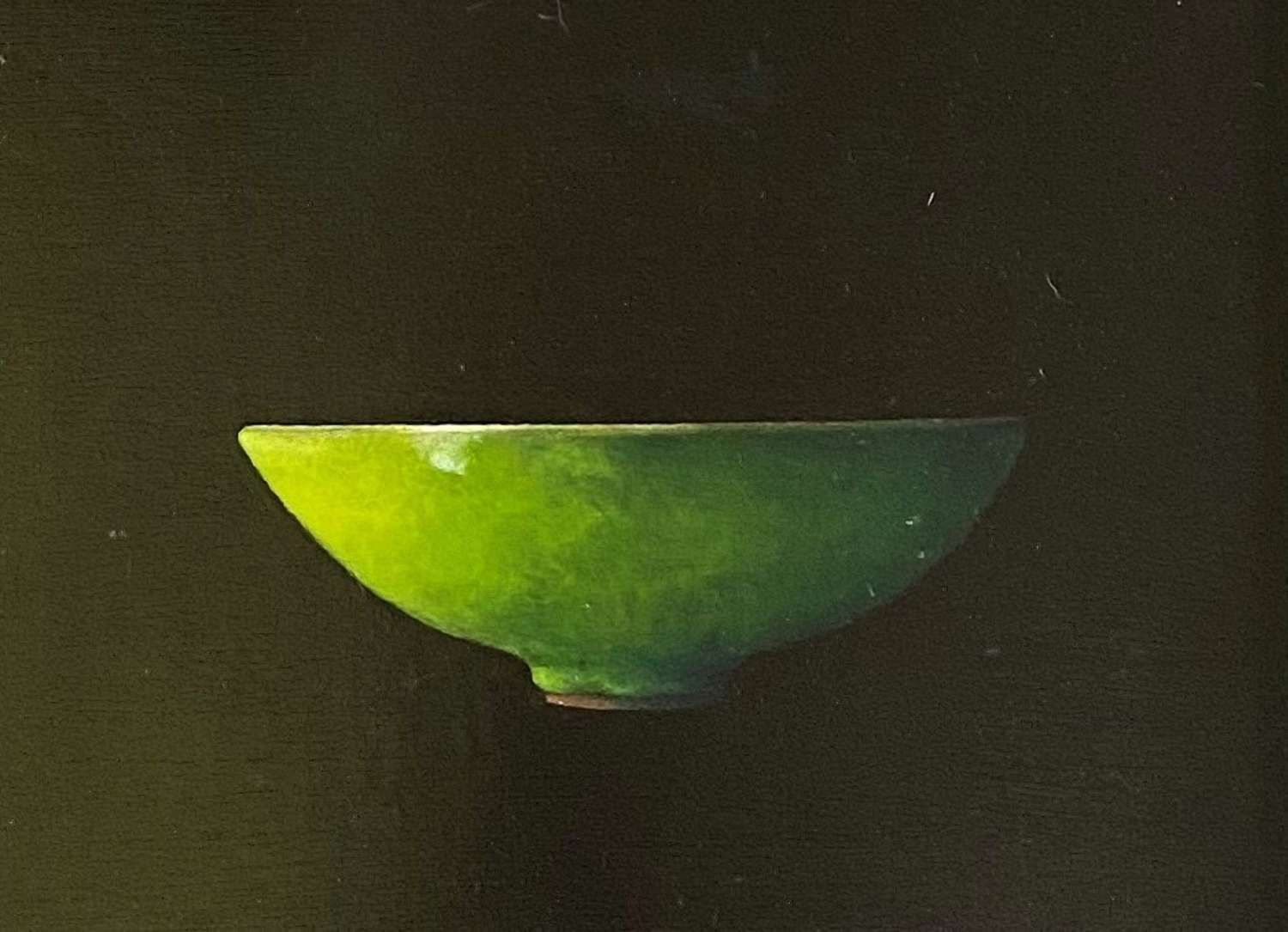 Judith Kuehne. 'Green Lime'.