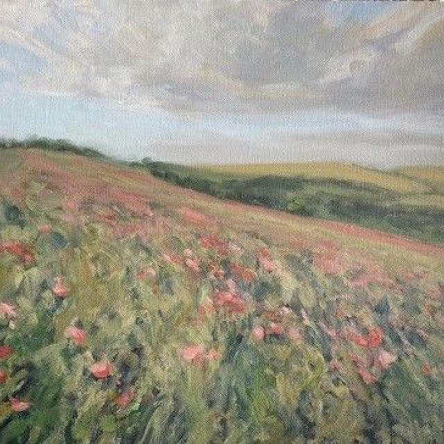 Jaime Etherington. Poppies