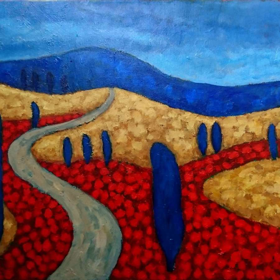Anthony Murphy. The winding Road.