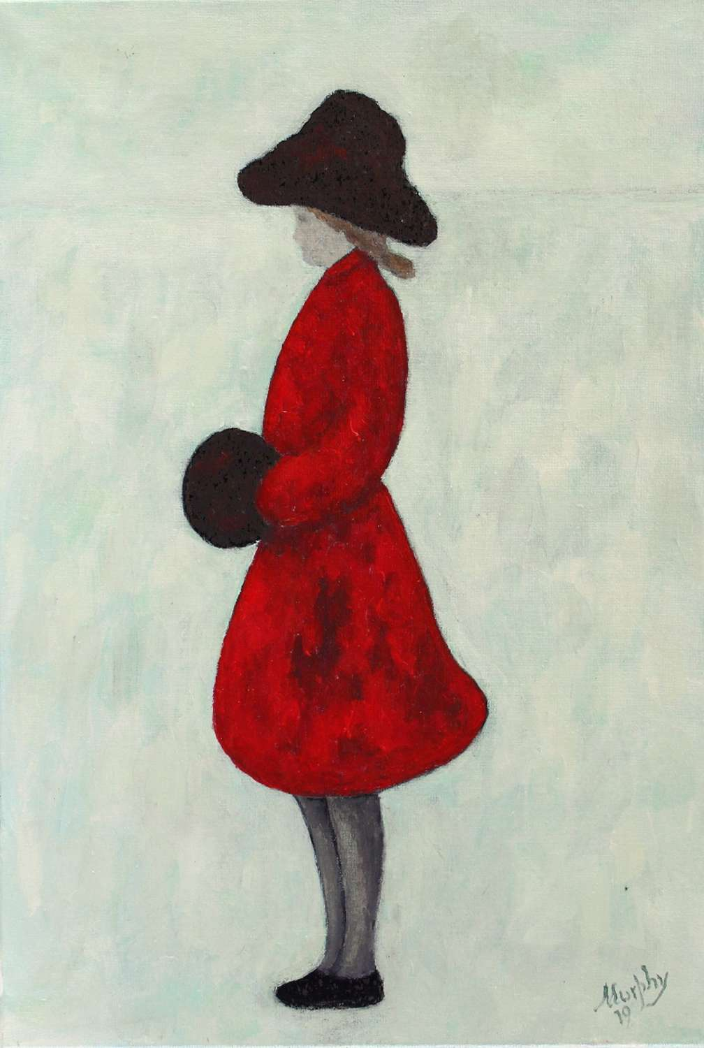 Anthony Murphy. The Red Coat.