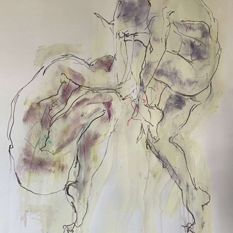 Judith Brenner. Twist and Curl.